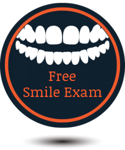 Free Smile Exam Hover Dennis J Flanagan DDS MS Rockford and Winnebago IL